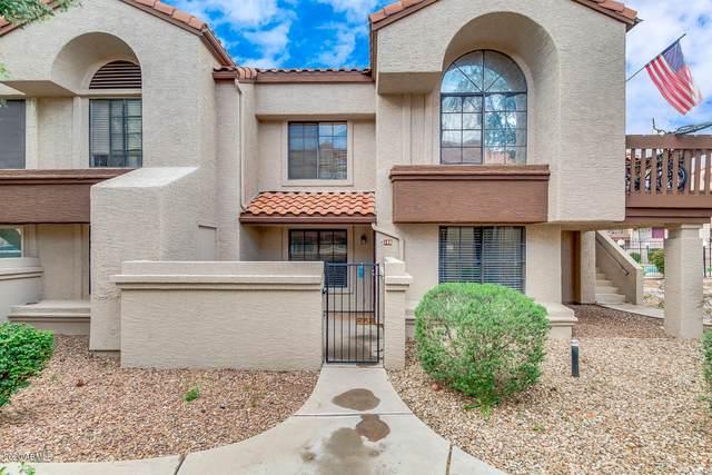 839 S Westwood Drive #143, Mesa, AZ 85210 (MLS #6051419) :: Brett Tanner Home Selling Team