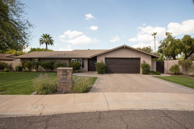 216 E Keim Drive, Phoenix, AZ 85012 (MLS #6051431) :: Brett Tanner Home Selling Team