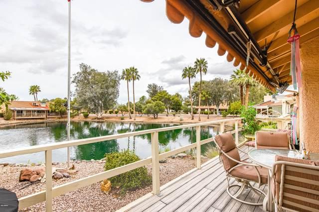 682 Leisure World, Mesa, AZ 85206 (MLS #6051500) :: Brett Tanner Home Selling Team