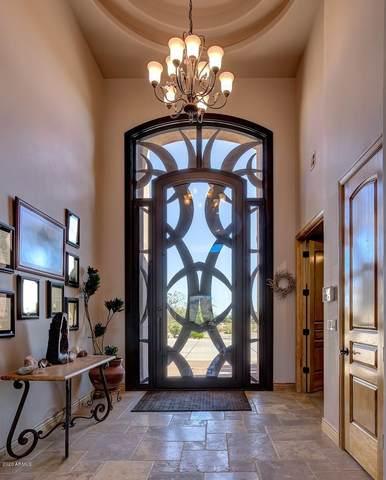 11424 W Calle Con Queso, Casa Grande, AZ 85194 (MLS #6051507) :: Long Realty West Valley