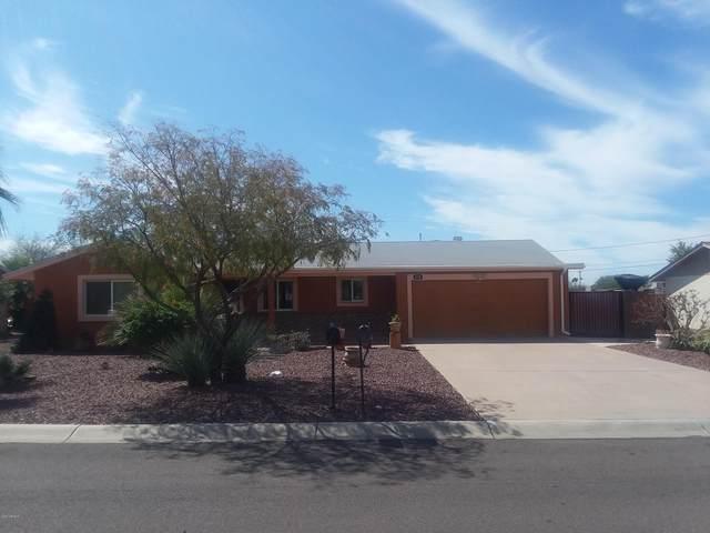 919 E Granada Avenue, Apache Junction, AZ 85119 (MLS #6051677) :: Nate Martinez Team