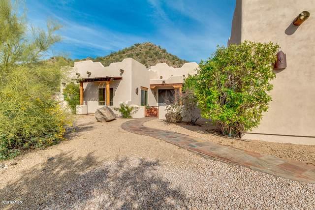 1715 N 94TH Street, Mesa, AZ 85207 (MLS #6051765) :: Brett Tanner Home Selling Team