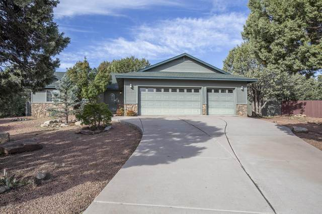 1608 W Gina Point, Payson, AZ 85541 (MLS #6051778) :: Riddle Realty Group - Keller Williams Arizona Realty