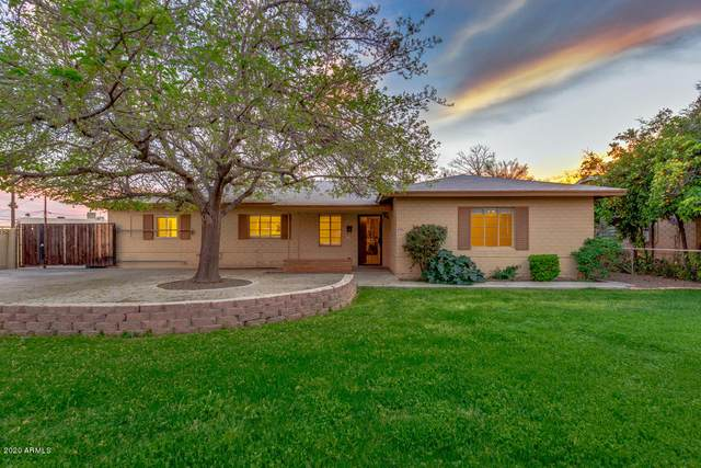 4110 N 16TH Drive, Phoenix, AZ 85015 (MLS #6051815) :: Brett Tanner Home Selling Team