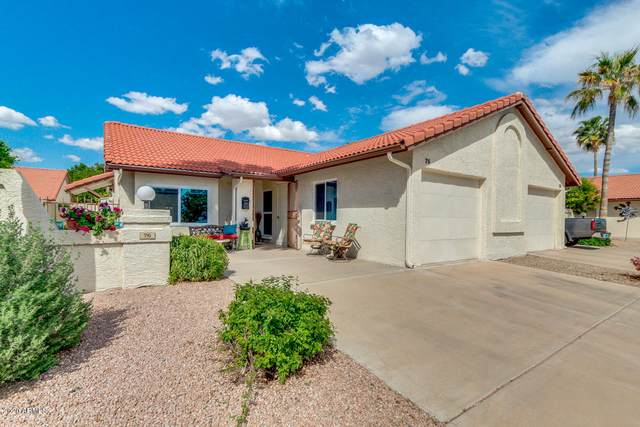 542 S Higley Road #76, Mesa, AZ 85206 (MLS #6051825) :: Brett Tanner Home Selling Team