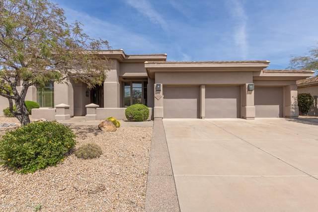 10936 E Lillian Lane, Scottsdale, AZ 85255 (MLS #6051837) :: The W Group