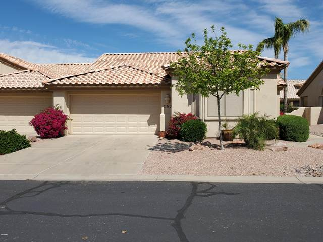 5830 E Mckellips Road #157, Mesa, AZ 85215 (MLS #6051852) :: The Property Partners at eXp Realty
