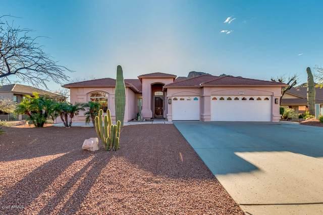 5052 S Vision Quest Court, Gold Canyon, AZ 85118 (MLS #6051853) :: The Kenny Klaus Team