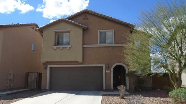 2320 S 48TH Street, Coolidge, AZ 85128 (MLS #6051905) :: Brett Tanner Home Selling Team