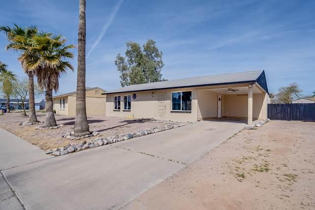 250 E Walton Avenue, Coolidge, AZ 85128 (MLS #6051907) :: Brett Tanner Home Selling Team