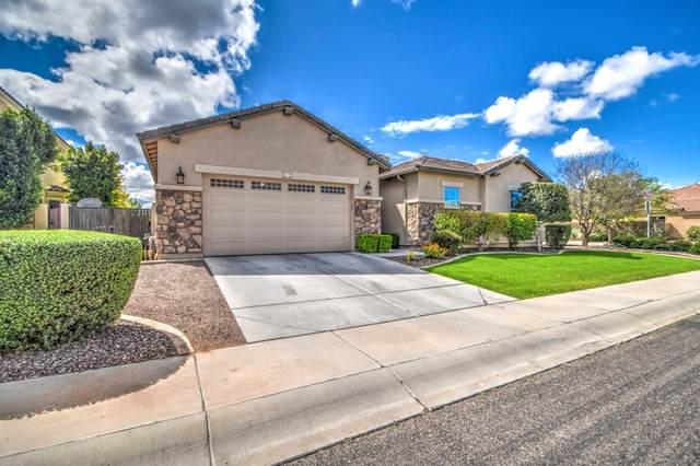 4173 E Cherrywood Place, Chandler, AZ 85249 (MLS #6051944) :: Brett Tanner Home Selling Team