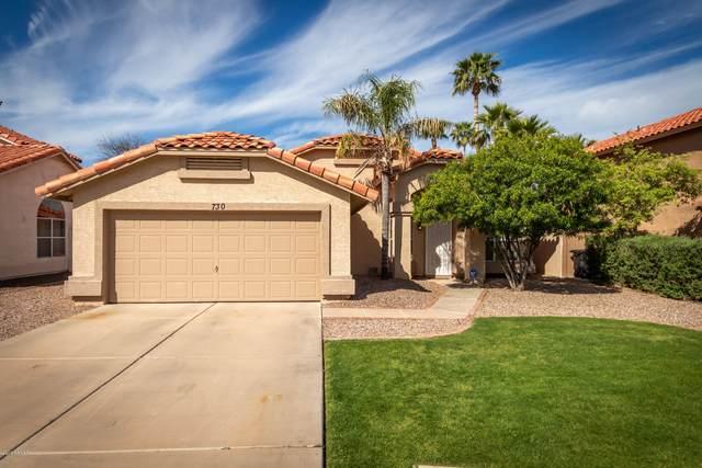 730 N Slate Street, Gilbert, AZ 85234 (MLS #6051983) :: Revelation Real Estate