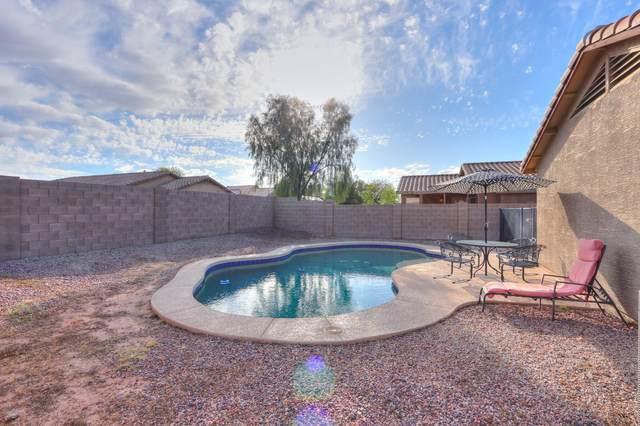 42345 W Desert Fairways Drive, Maricopa, AZ 85138 (MLS #6052014) :: Brett Tanner Home Selling Team