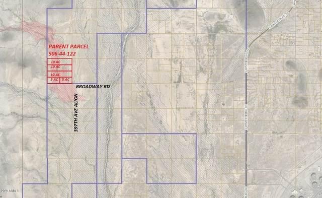 397XX W Broadway Road, Tonopah, AZ 85354 (MLS #6052071) :: Brett Tanner Home Selling Team