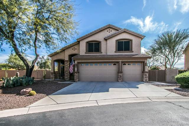 7422 E Northridge Circle, Mesa, AZ 85207 (MLS #6052100) :: The Kenny Klaus Team