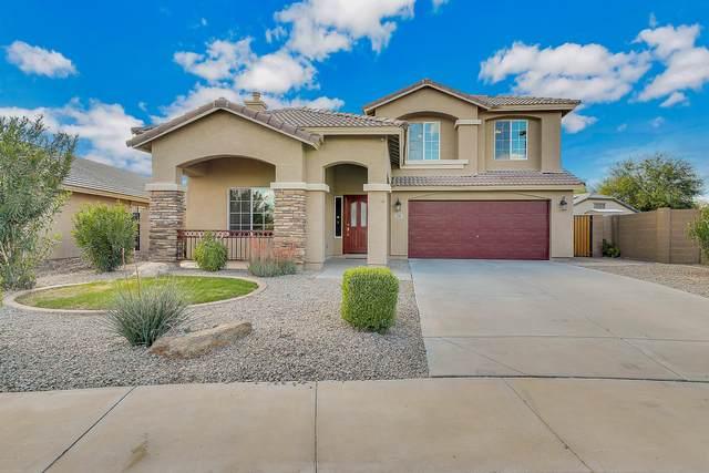 250 N 167TH Drive, Goodyear, AZ 85338 (MLS #6052138) :: Nate Martinez Team