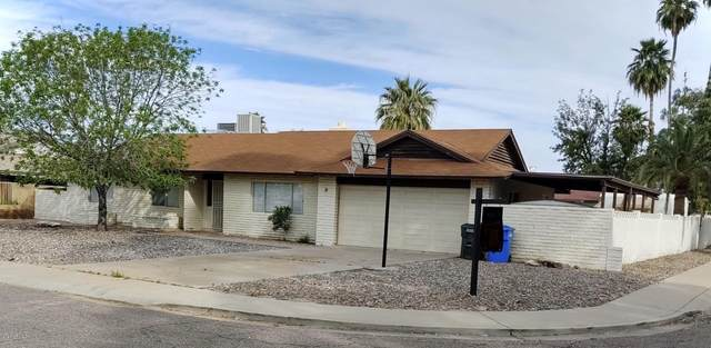 3002 W Clinton Street, Phoenix, AZ 85029 (MLS #6052147) :: Brett Tanner Home Selling Team