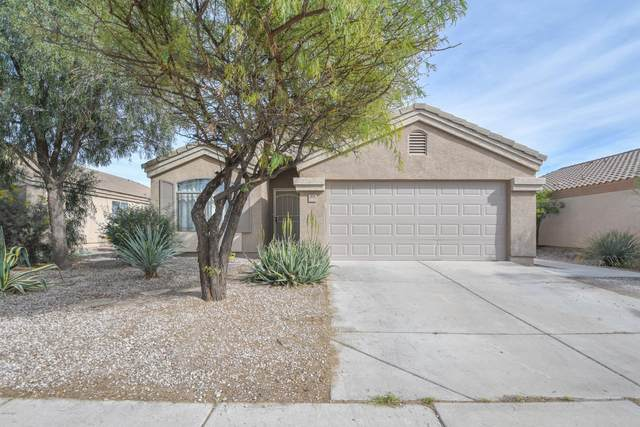 3678 N French Place, Casa Grande, AZ 85122 (MLS #6052170) :: Revelation Real Estate