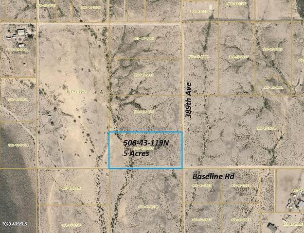 389XX W Baseline Road, Tonopah, AZ 85354 (MLS #6052200) :: Keller Williams Realty Phoenix