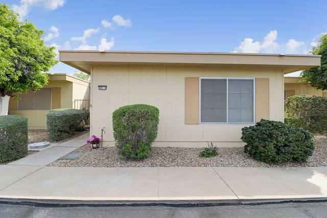 13207 N 98TH Avenue H, Sun City, AZ 85351 (#6052235) :: The Josh Berkley Team