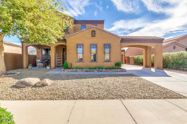 21629 S 215TH Place, Queen Creek, AZ 85142 (MLS #6052236) :: Brett Tanner Home Selling Team