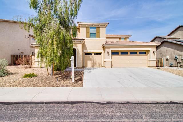 18618 W Kolina Lane, Waddell, AZ 85355 (MLS #6052291) :: Brett Tanner Home Selling Team