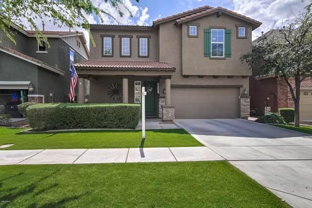 3457 E Amber Lane, Gilbert, AZ 85296 (MLS #6052327) :: Revelation Real Estate