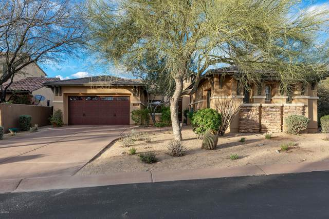 9384 E Mountain Spring Road, Scottsdale, AZ 85255 (MLS #6052332) :: Long Realty West Valley