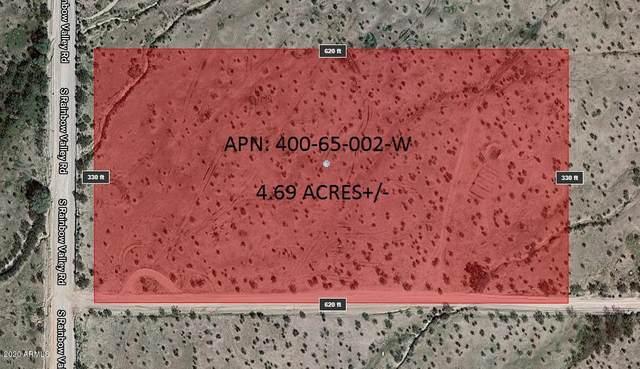 26061 S Rainbow Valley Road, Buckeye, AZ 85326 (MLS #6052347) :: Riddle Realty Group - Keller Williams Arizona Realty