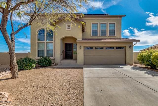 1818 N Wildflower Lane, Casa Grande, AZ 85122 (MLS #6052352) :: Riddle Realty Group - Keller Williams Arizona Realty