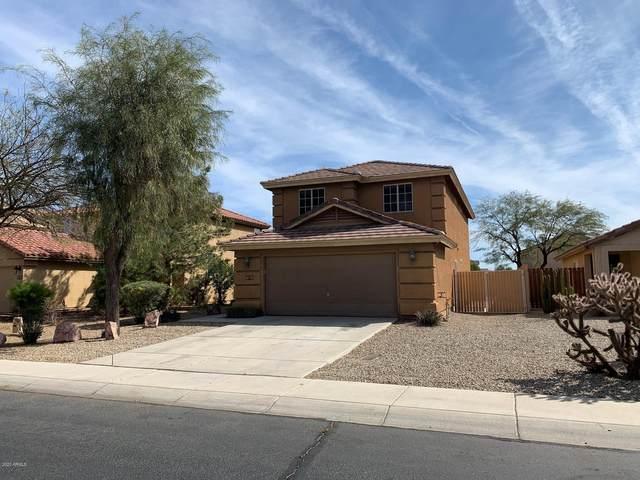 323 S 16TH Street, Coolidge, AZ 85128 (MLS #6052361) :: Brett Tanner Home Selling Team