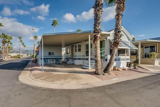 1371 E 4TH Avenue, Apache Junction, AZ 85119 (MLS #6052368) :: Riddle Realty Group - Keller Williams Arizona Realty