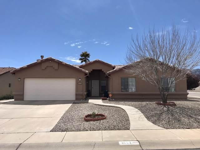 3822 Paseo Santa Clara, Sierra Vista, AZ 85650 (MLS #6052422) :: Service First Realty