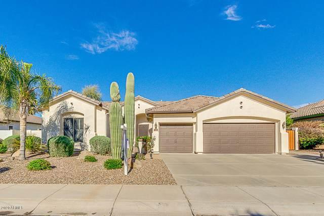 6637 S Seneca Way, Gilbert, AZ 85298 (MLS #6052434) :: Brett Tanner Home Selling Team
