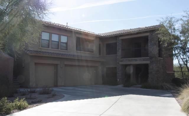 21320 N 56th Street #2101, Phoenix, AZ 85054 (MLS #6052481) :: Brett Tanner Home Selling Team