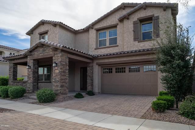 10207 E Stealth Avenue, Mesa, AZ 85212 (MLS #6052500) :: Arizona Home Group