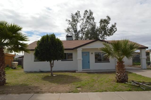 6743 W Colter Street, Glendale, AZ 85303 (MLS #6052523) :: Brett Tanner Home Selling Team