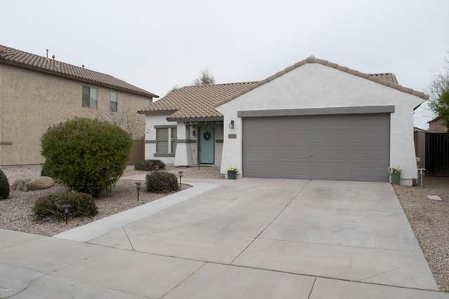 41155 N Arbor Avenue, San Tan Valley, AZ 85140 (MLS #6052571) :: Brett Tanner Home Selling Team