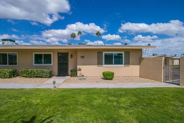 10920 W Santa Fe Drive, Sun City, AZ 85351 (MLS #6052640) :: Riddle Realty Group - Keller Williams Arizona Realty