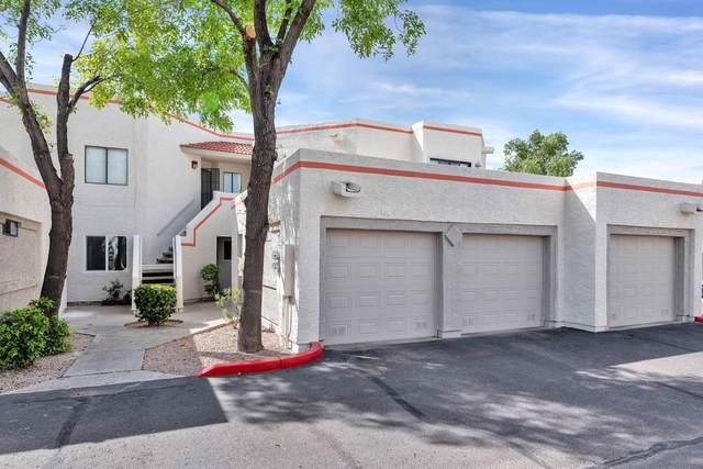 985 N Granite Reef Road #157, Scottsdale, AZ 85257 (MLS #6052680) :: Riddle Realty Group - Keller Williams Arizona Realty