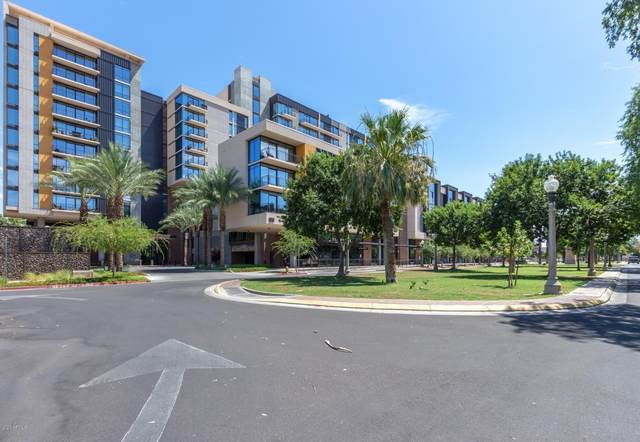 200 W Portland Street #1117, Phoenix, AZ 85003 (MLS #6052730) :: The Laughton Team
