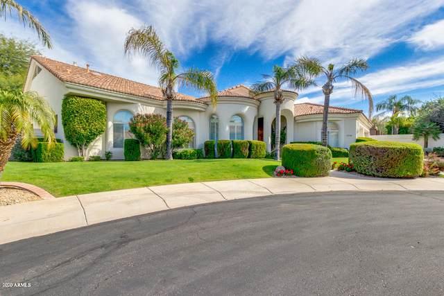 11154 E Cannon Drive, Scottsdale, AZ 85259 (MLS #6052740) :: My Home Group