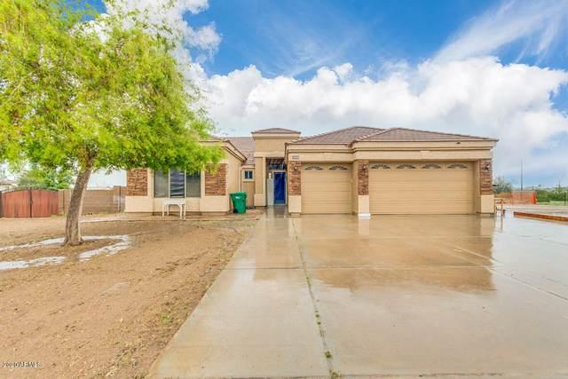 20720 E Happy Road, Queen Creek, AZ 85142 (MLS #6052748) :: Riddle Realty Group - Keller Williams Arizona Realty