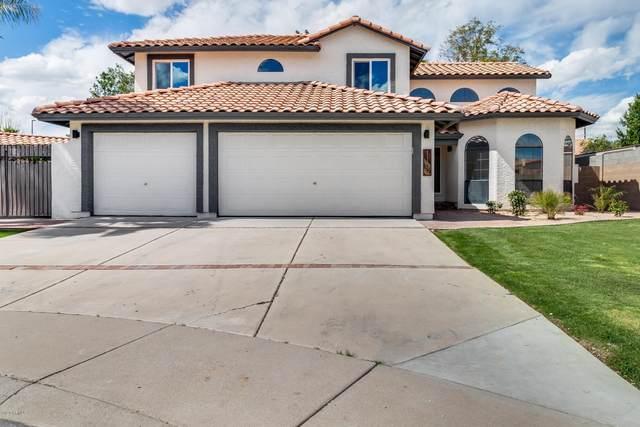 1109 E Encinas Avenue, Gilbert, AZ 85234 (MLS #6052824) :: Revelation Real Estate