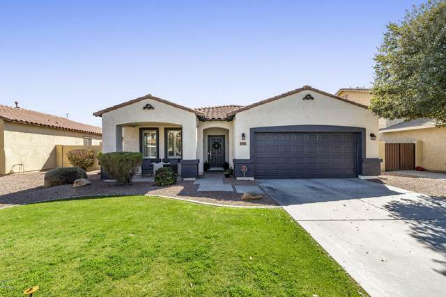 3253 E Fandango Drive, Gilbert, AZ 85298 (MLS #6052825) :: The Kenny Klaus Team