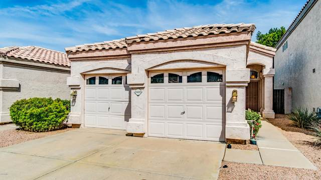 3420 E Rockwood Drive, Phoenix, AZ 85050 (MLS #6052877) :: Brett Tanner Home Selling Team