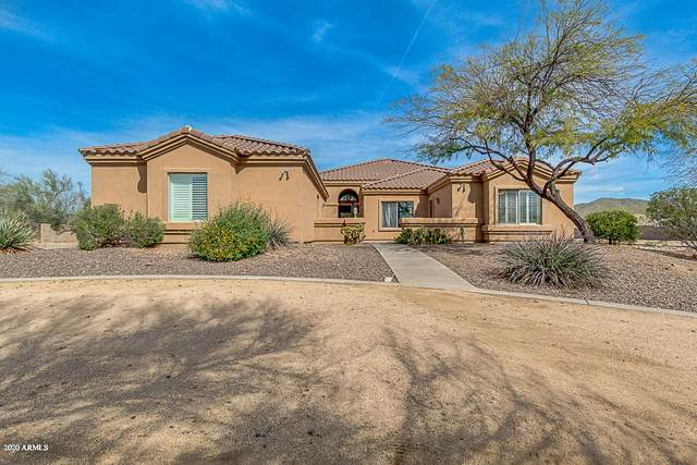 720 E Blue Eagle Lane, Phoenix, AZ 85086 (MLS #6052883) :: Brett Tanner Home Selling Team