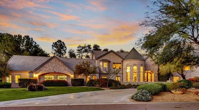 2112 E Ranch Road, Tempe, AZ 85284 (MLS #6052933) :: Midland Real Estate Alliance