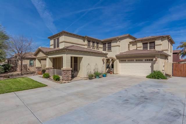 21962 E Via De Olivos, Queen Creek, AZ 85142 (MLS #6052936) :: Riddle Realty Group - Keller Williams Arizona Realty