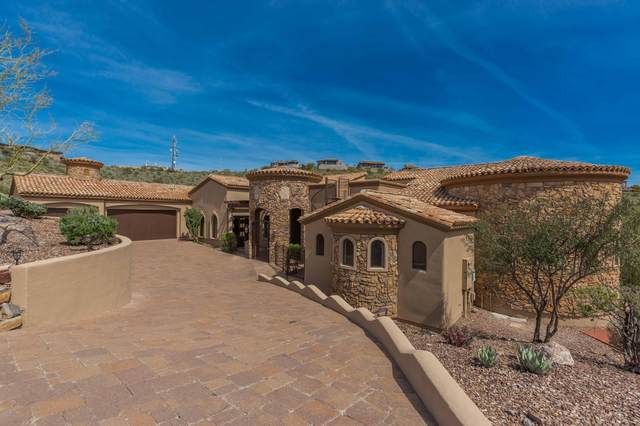 10915 N Crestview Drive, Fountain Hills, AZ 85268 (MLS #6052939) :: Howe Realty